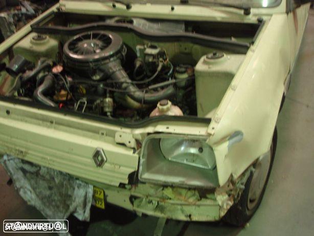 Renault 5 GTL ( 1987 ) - Pecas de mecanica e chapa