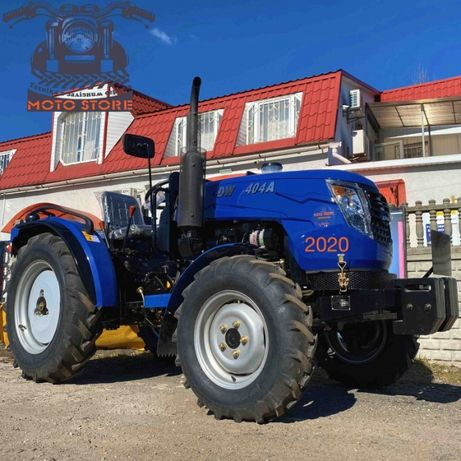 Міні трактор DW 404 ДВ 404 краще за Оріон 404 Донгфенг 404 Шифенг 404