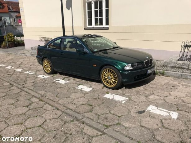BMW Seria 3 E46 Coupe przedlift 170KM, R6, 2.5, 323Ci