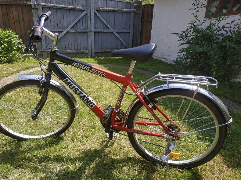 Продається велосипед MUSTANG Бочечки - изображение 1