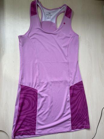 Спортивное платье для тенниса