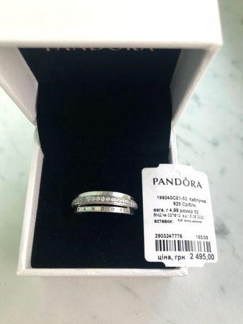 Кольцо Pandora 52 р
