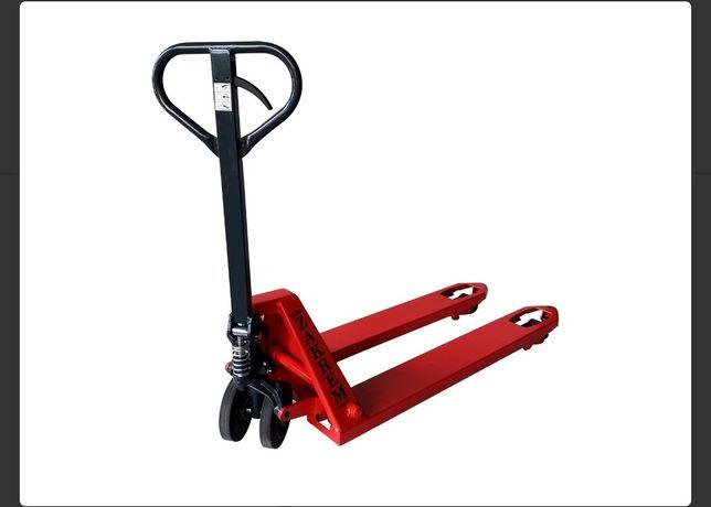 Zakrem ręczny wózek paletowy , paleciak , faktura,gwarancja TAKO-LIFT