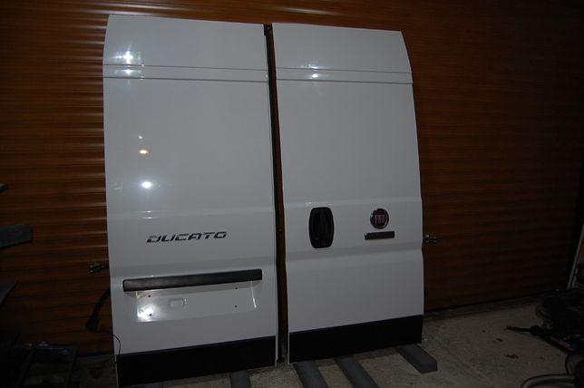 Drzwi tył tylne Fiat ducato Peugeot Boxer Jumper H2 Nowe kompletne