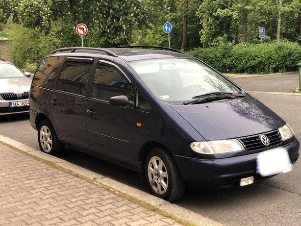 Продам VW Sharan 1,9 TDI AFN 81kw 1999г