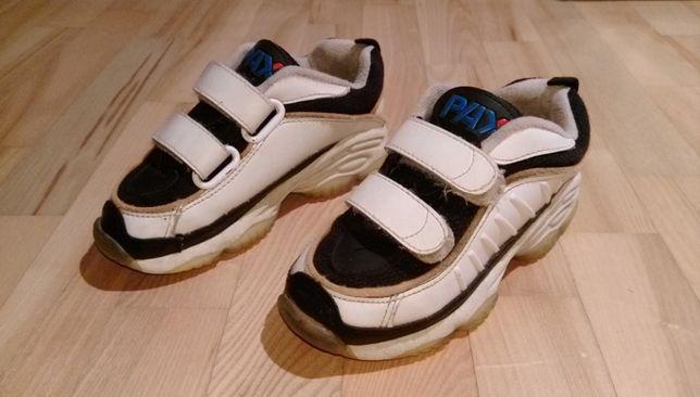 PAX buty sportowe na wiosnę-lato-jesień – rozmiar 30 – 19 cm