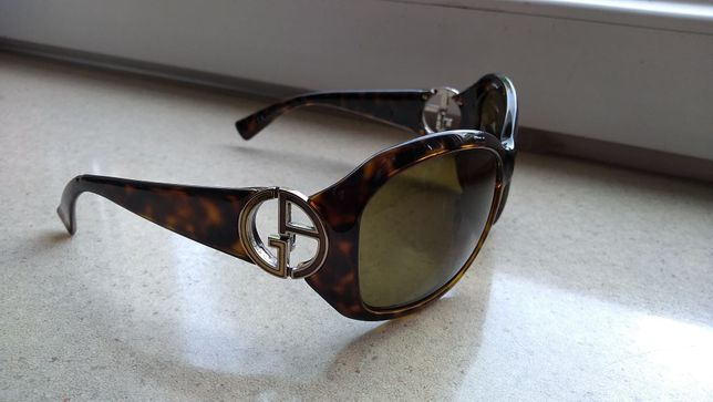 okulary przeciwsłoneczne Giorgio Armani 556/S V088U