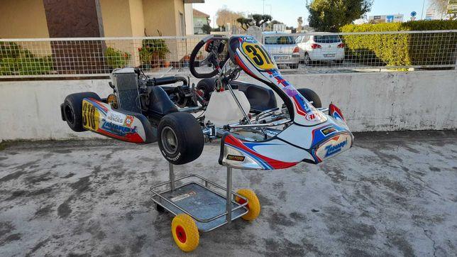 Karting Zanardi Rotax 125