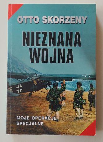 Otto Skorzeny - Nieznana wojna