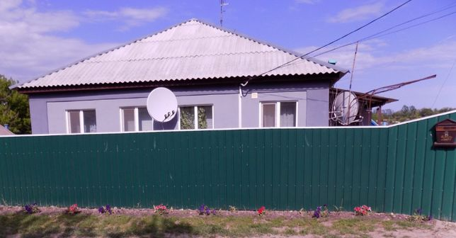 Дом в селе Шпотино