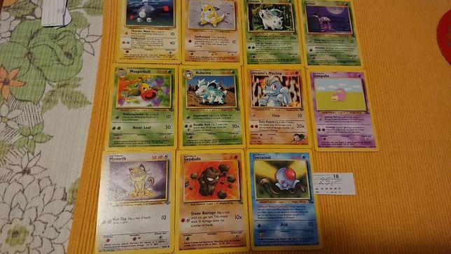Karty  Pokemon mix