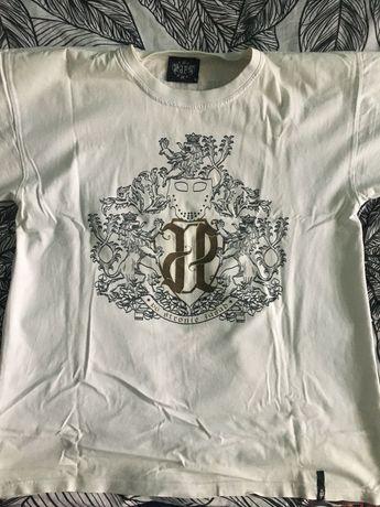 Koszulka JP biała