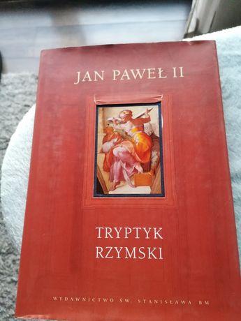 Tryptyk rzymski Jan Paweł II +cd