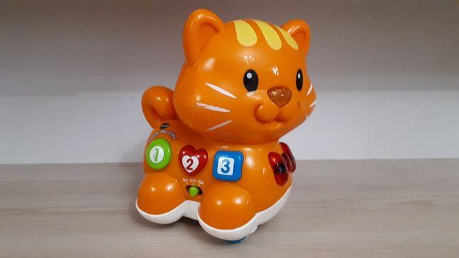 Развивающая игрушка интерактивный кот vtech Catch-Me-Kitty
