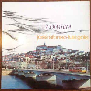 LP Vinil Coimbra - José Afonso e Luís Goís ** LP Antigo e Muito Raro *