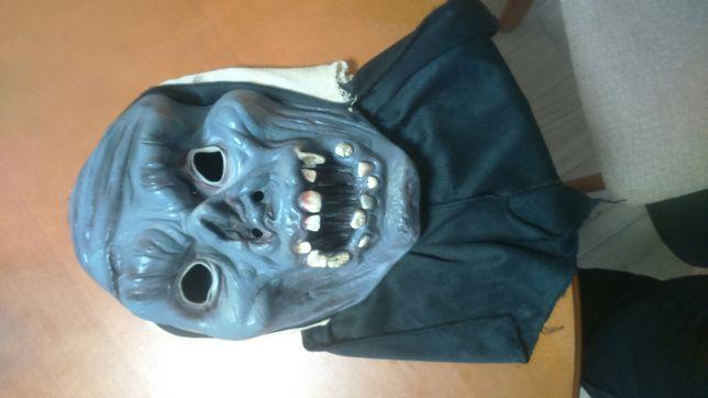 Halloween - maski.