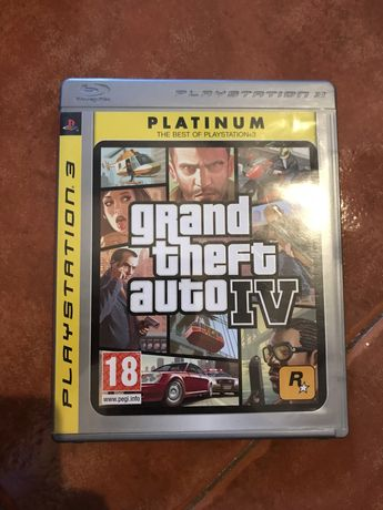 GTA IV - Playstation 3