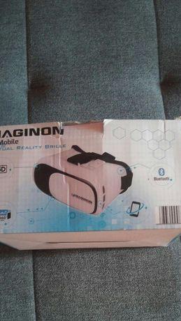 3D wirtualne okulary