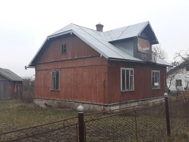 Дерев'яний житловий будинок