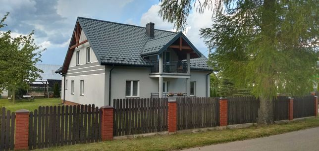 Wolny dom nad jeziorem -LAST MINUTE