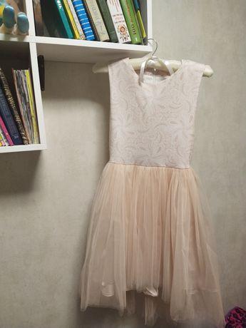 Продам платье т м Зиронька 10-12 лет 152 рост