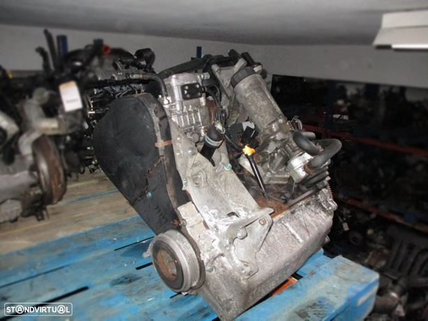 Motor para Seat Ibiza 1.9 sdi AQM