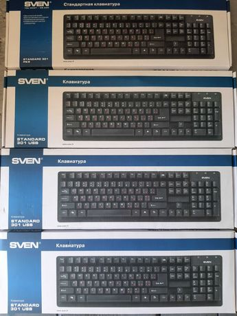 Клавиатура Sven Standard 301