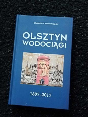 Książka pt. Olsztyn wodociągi