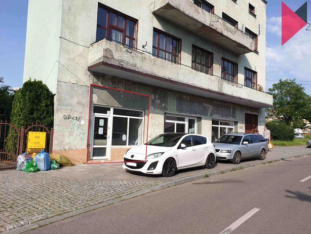 Centrum, Grunwaldzka 92, Złocień 47 m2, witryna