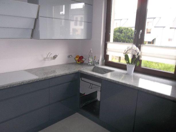 Blaty kuchenne łazienkowe granitowe strzegom