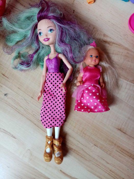 Lalki Barbie i Monster Hight Konopki - image 1
