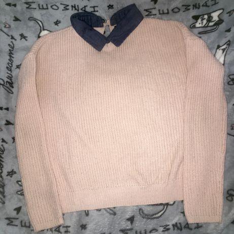 Милый тёплый свитер