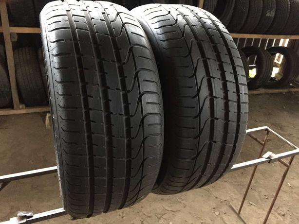 Шини Шины Резина літні летние 255 40 19 Pirelli P Zero 2шт