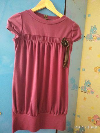 Платье-туника для беременных 44р.
