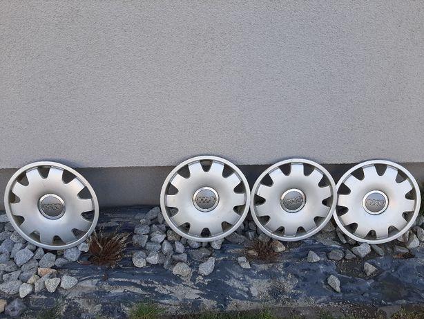 Oryginalne kołpaki Audi - 16 cali.