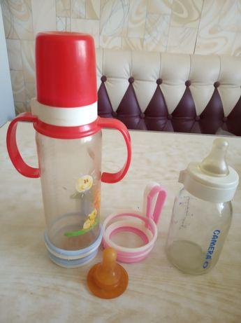Детские бутылочки то