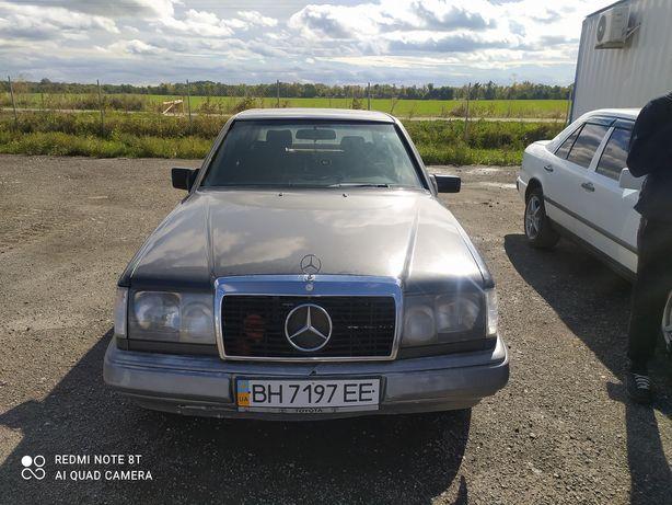 Mersedes W124 3.0 дизель