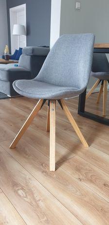 Krzesła Dima nogi debowe