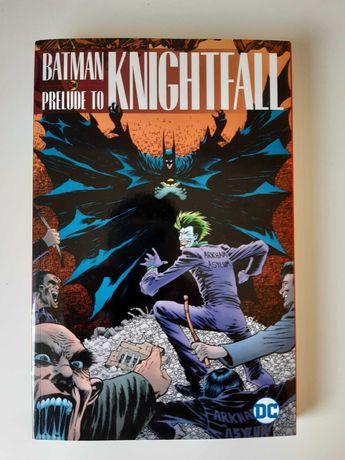 Batman - Prelude to Knightfall