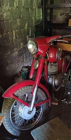 Мотоцикл JAWA Ява Чехословакия первый выпуск!!!