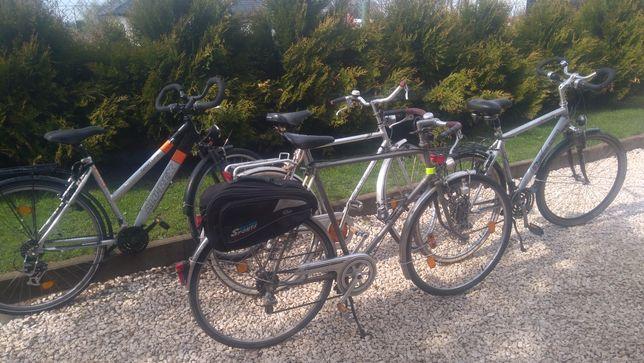 Sprzedam 4x rowery