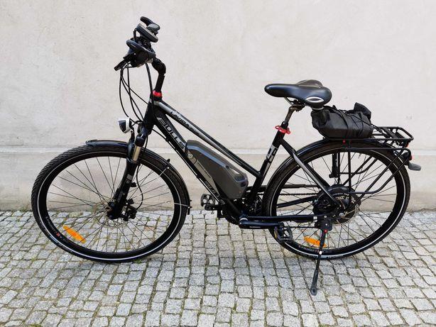 Rower elektryczny BULLS - HYDRAULIKA - 36V - Deore XT - Bateria BDB!