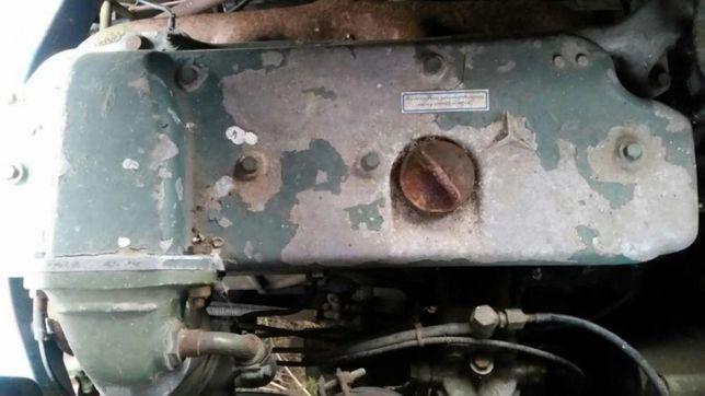 Silnik Mercedes 6 cylindrowy kombajn Claas