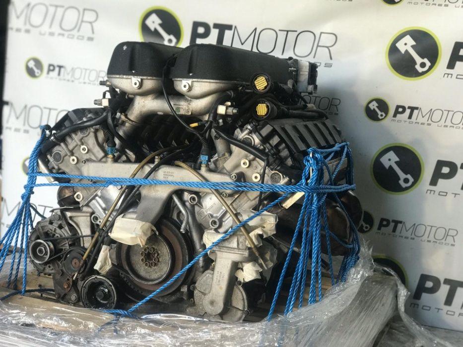 Motor completo Lamborghini Gallardo 5.0 V10 Vila Nova da Telha - imagem 1