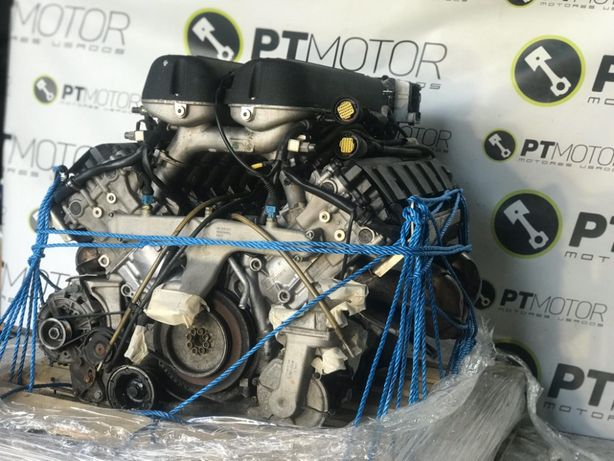 Motor completo Lamborghini Gallardo 5.0 V10
