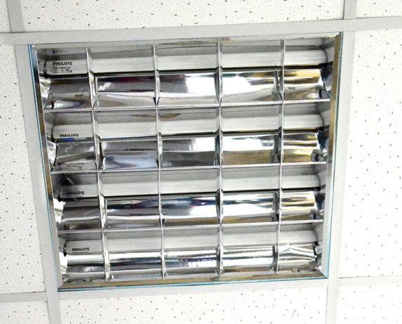 Офисный потолочный светильник Армстронг 10шт.