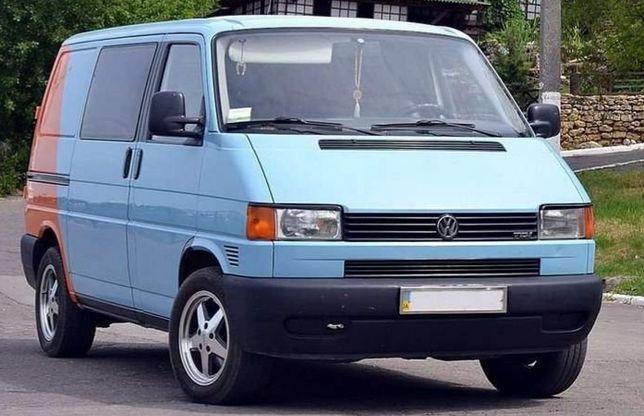 Кпп от Т4 2.4дизель Volkswagen в разборке