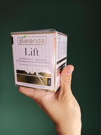 Bielenda Lift krem 40+  ujędrniajacy przeciwzmarszczkowy