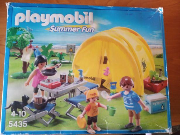 Playmobil kemping