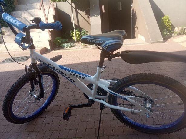 """Rower 20"""" BMX polski, stan bdb+"""